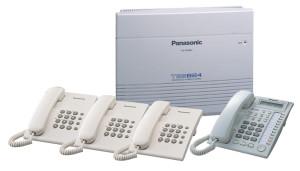 Tổng đài Panasonic KX-TES824 3 trung kế 8 máy nhánh vctel