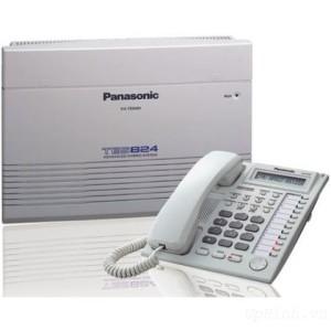 Tổng đài Panasonic KX-TES824 có 3 trung kế 16 máy nhánh vctel