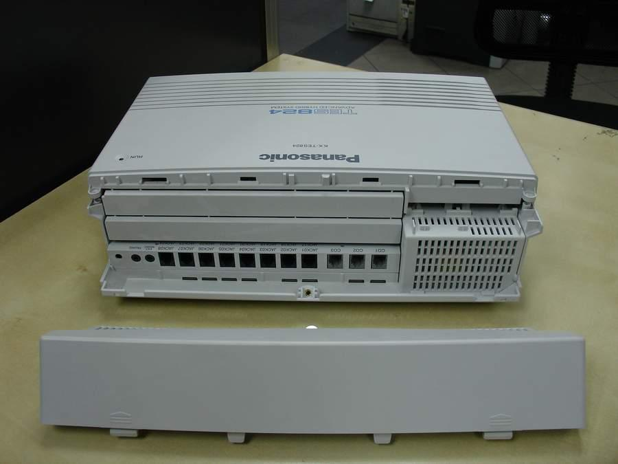 Tổng đài Panasonic KX-TES824 mở rộng của VCTEL