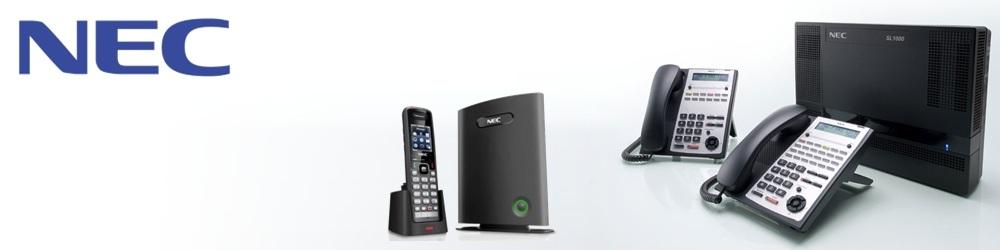 Với 44 trung kế và 128 máy nhánh, NEC SL1000-44-128 sẽ là giải pháp tổng đài điện thoại cho doanh nghiệp vctel