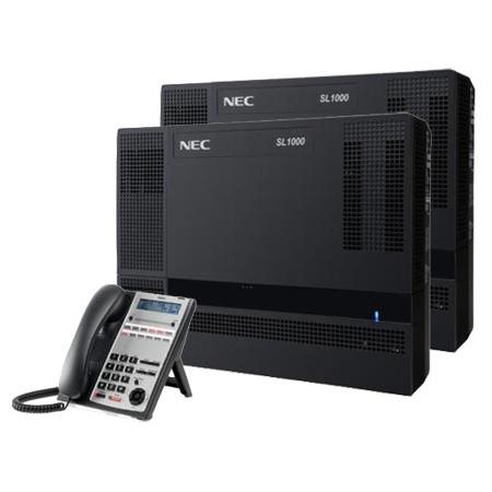 NEC SL1000-44-128 là giải pháp tổng đài điện thoại cho doanh nghiệp hữu hiệu nhất vctel