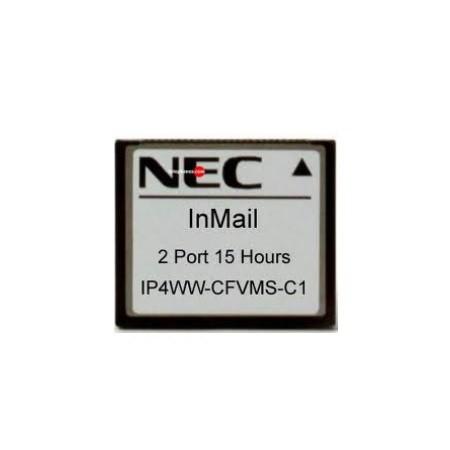 Tổng đài điện thoại NEC SL1000 với card mở rộng lên tới 44 trung kế và 120 máy nhánh vctel