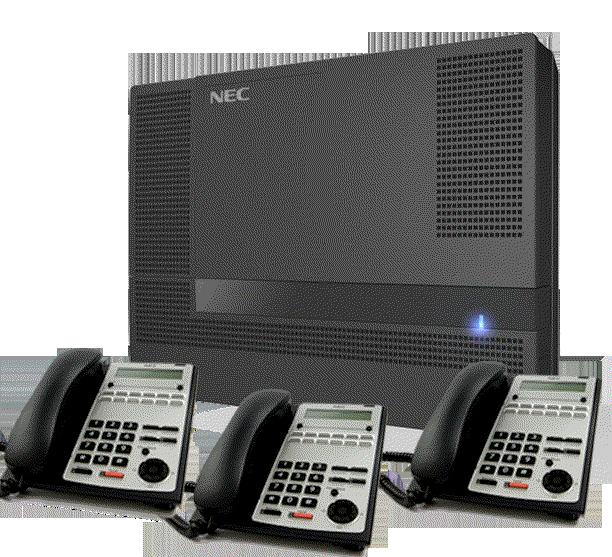 Tổng đài điện thoại NEC SL1000-44-120 vctel