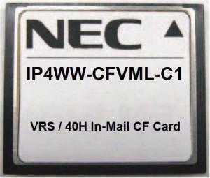 Card mở rộng cho tổng đài NEC IP4WW-CFVML-C1