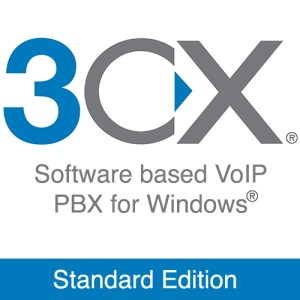 tong dai IP 3CX Standard Edition vctel