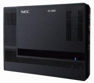 Tổng đài điện thoại chính hãng NEC SL1000-08-48 v