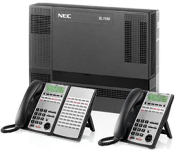 Tổng đài NEC SL1000-4-32 vctel