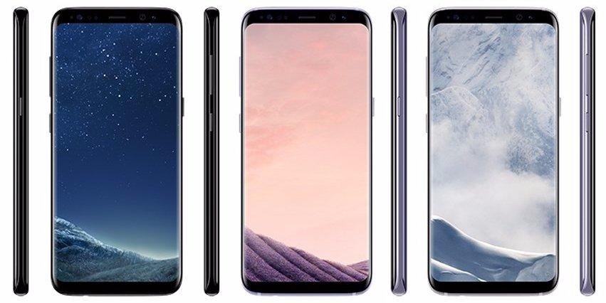 Bảo mật cho Samsung Galaxy S8 sẽ có thêm nhận diện khuôn mặt cho việc thanh toán trực tuyến vctel