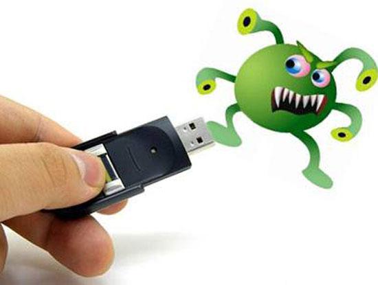 W32.FakeDoc.Worm có thể khiến máy tính bị nhiễm virus nặng thông qua USB vctel