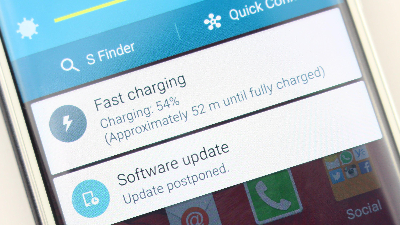 Sạc nhanh trên kết nối dây USB cũng như kết nối không dây vctel samsung galaxy s8 plus