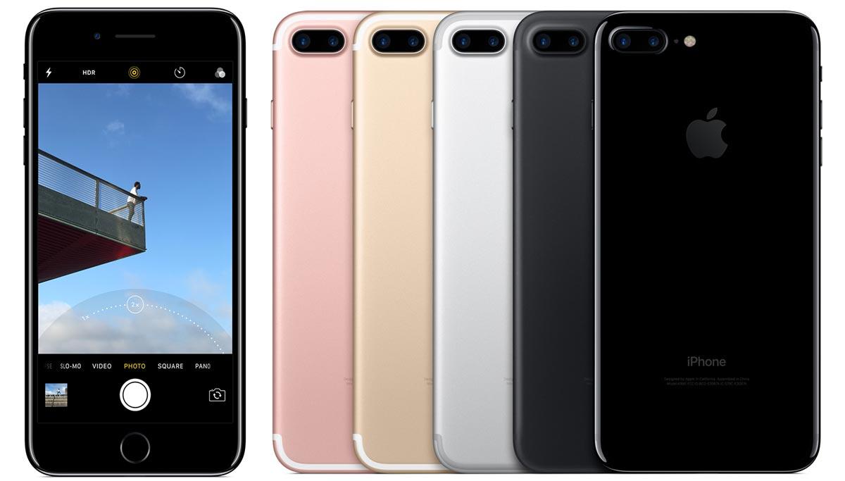 iPhone 7 Plus - Smartphone bán chạy nhất 2017 vctel