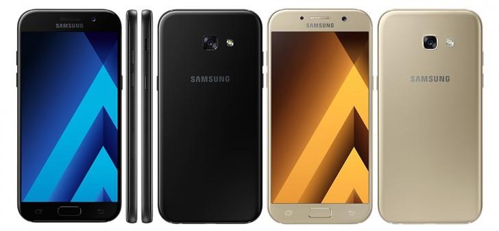 Samsung Galaxy A5 vctel