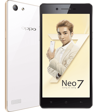 Oppo Neo 7s smartphone giá rẻ vctel