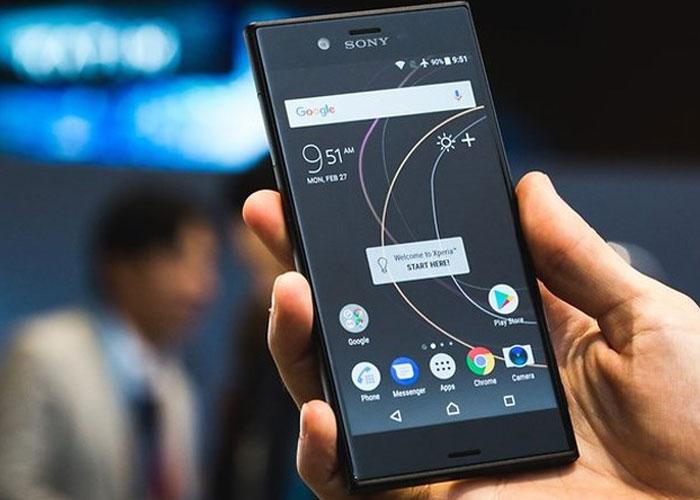 Thiết kế của Sony Xperia XZs mang đậm nét truyền thống của Sony vctel