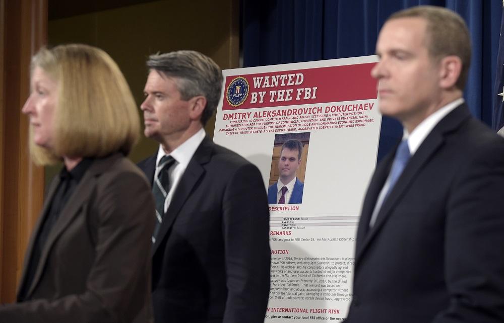 Mỹ cáo buộc Nga trong vụ Yahoo bị tấn công vctel