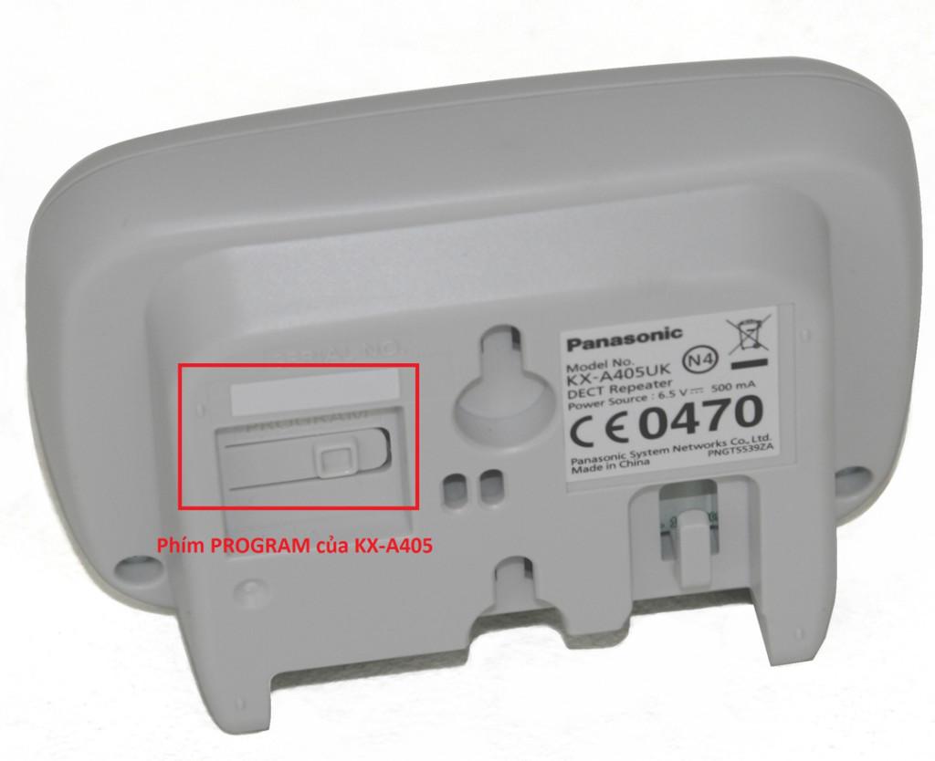 Panasonic KX-A405 vctel