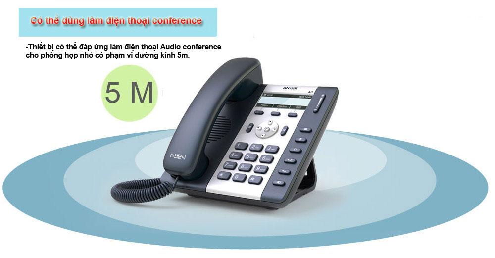 Điện thoại IP giá rẻ chính hãng do VCTEL cung cấp