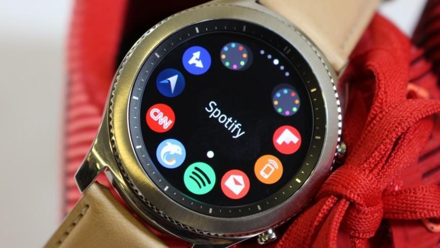 Đồng hồ thông minh của Samsung vctel