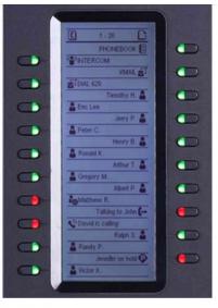 Bàn mở rộng Grandstream GXP2200-EXT