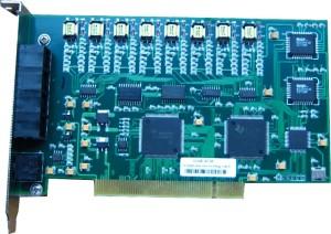 Card ghi âm điện thoại Tansonic 32 kênh