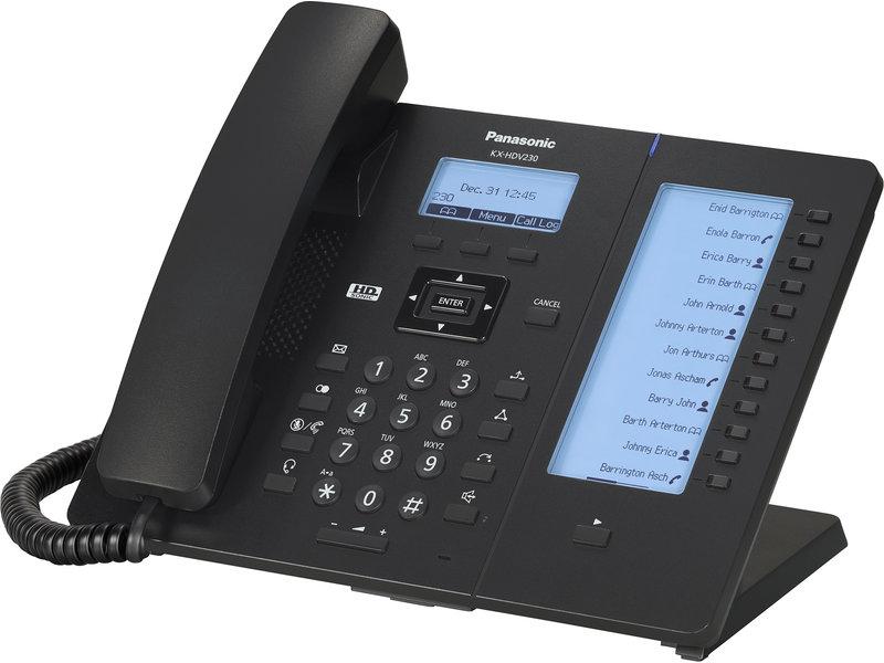 Bàn giám sát cuộc gọi Panasonic KX-HDV20 vctel