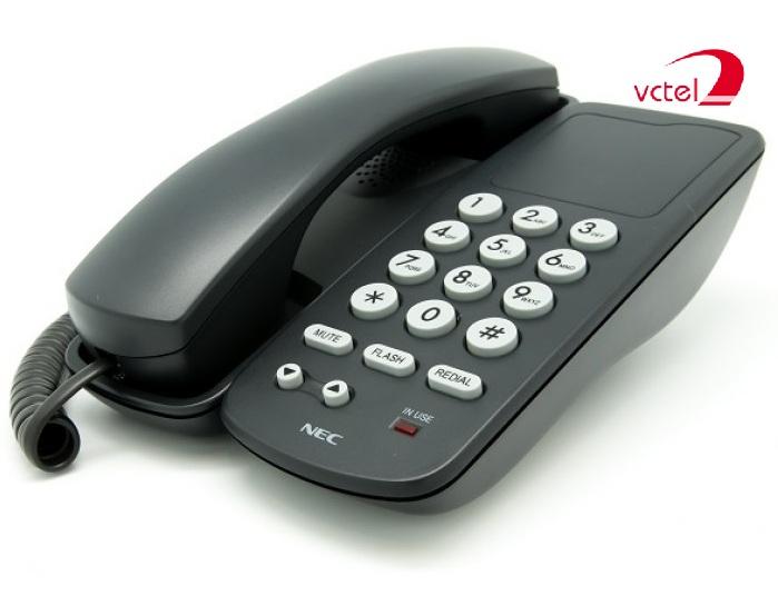 Điện thoại để bàn NEC AT40 có thiết kế đẹp mắt vctel