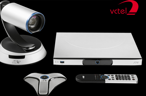 Thiết bị hội nghị truyền hình giá rẻ AVER SVC500 chính hãng vctel