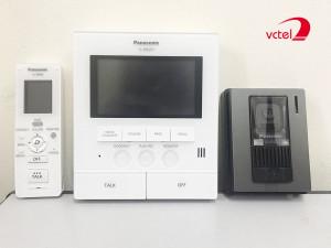 Bộ sản phẩm chuông cửa có hình Panasonic VL-SW251SX vctel