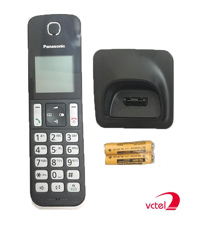 Điện thoại bàn cầm tay Panasonic KX-TGA30CX giá rẻ vctel