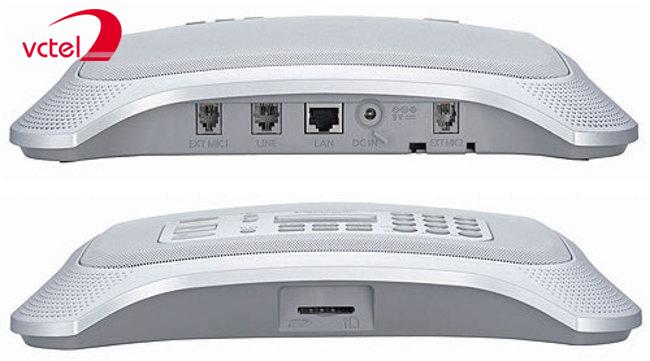 Điện thoại hội nghị Panasonic KX=NT700 có công nghệ IP vctel