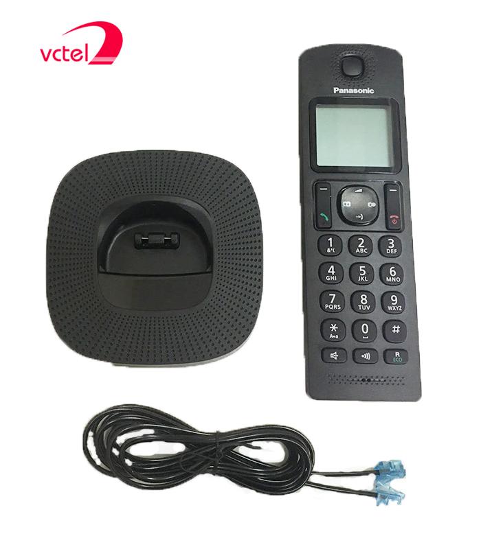 Bộ sản phẩm Điện thoại kéo dài giá rẻ Panasonic KX-TGC310 vctel