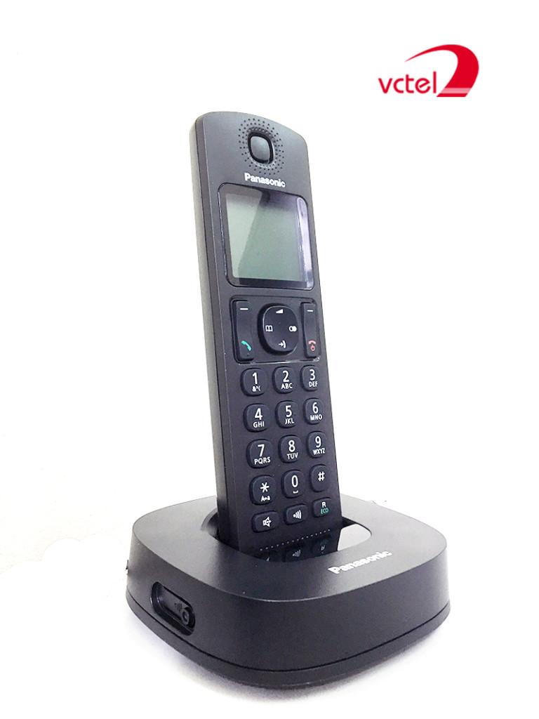 Điện thoại kéo dài giá rẻ 1 mẹ 2 con Panasonic KX-TG313 vctel