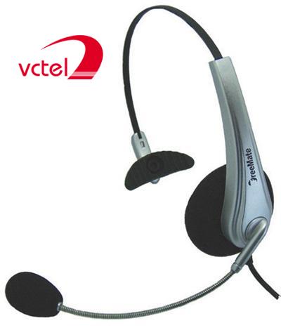 Tai nghe điện thoại cố định Freemate DH-015T xuất xứ Hàn Quốc vctel