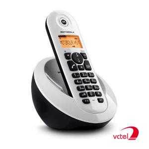 Điện thoại không dây Motorola C601 chính hãng giá rẻ vctel