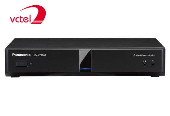 Thiết bị hội nghị trực tuyến Panasonic KX-VC1600 giá rẻ nhất thị trường do VCTEL phân phối