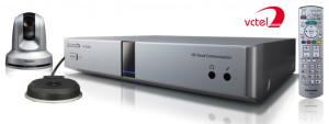 Thiết bị hội nghị truyền hình trực tuyến Panasonic KX-VC300 vctel