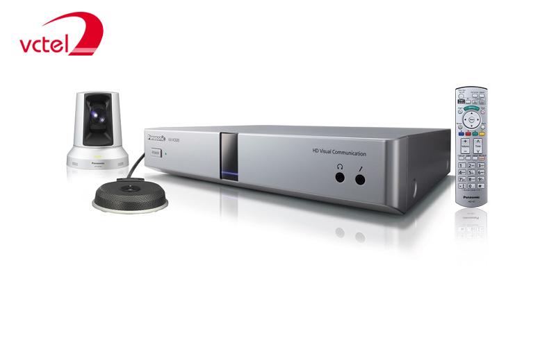 Thiết bị hội nghị truyền hình trực tuyến Panasonic KX-VC300 chính hãng vctel