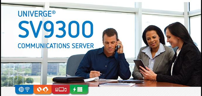Tổng đài NEC SV9300 - giải pháp liên lạc tối ưu cho doanh nghiệp vctel