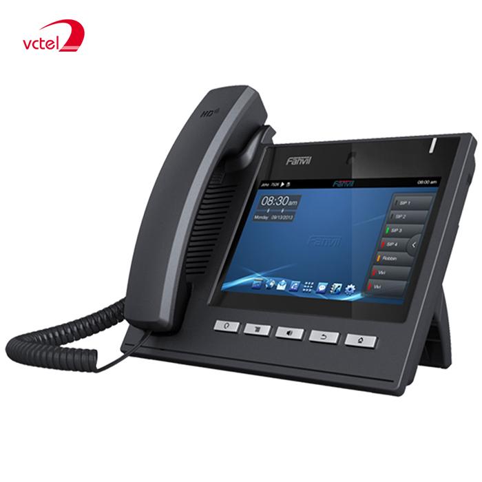 Điện thoại bàn chạy hệ điều hành Android Fanvil model 600 cao cấp mới vctel