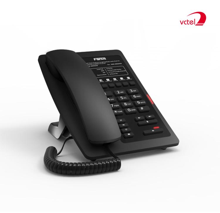 Điện thoại bàn cho khách sạn chính hãng Fanvil H3 vctel