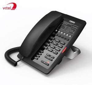 Điện thoại bàn cho khách sạn Fanvil H3 chuyên nghiệp vctel