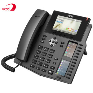 Điện thoại bàn giá rẻ Fanvil X6 với công nghệ vượt trội vctel