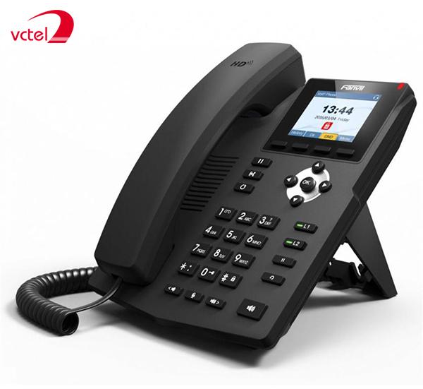 Điện thoại bàn IP Fanvil X3S giá rẻ vctel