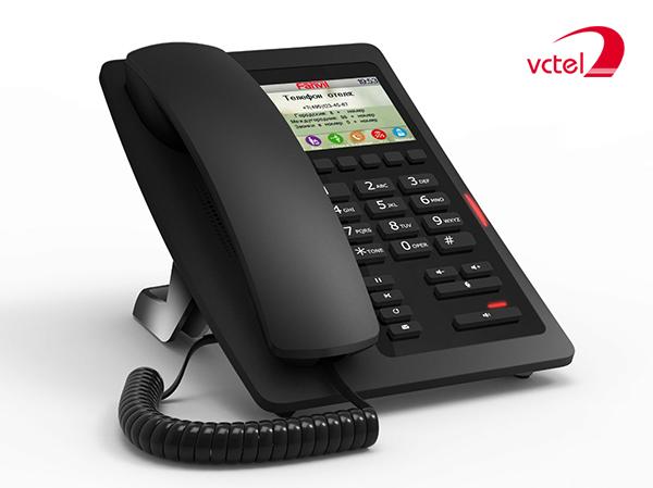 Điện thoại IP cho khách sạn chính hãng của Fanvil vctel