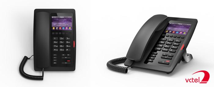 Điện thoại IP cho khách sạn Fanvil H5 chuyên nghiệp vctel