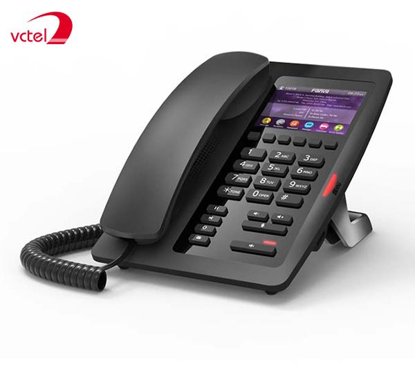Điện thoại IP cho khách sạn Fanvil H5 bảo hành 12 tháng vctel
