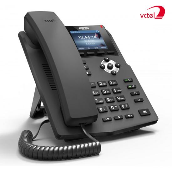 Điện thoại IP Phone giá rẻ Fanvil X3SP vctel