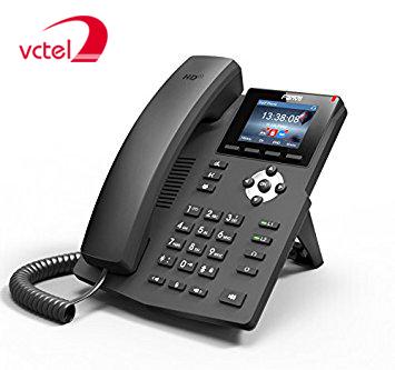 Điện thoại IP Phone giá rẻ Fanvil X3SP chính hãng chất lượng cao vctel
