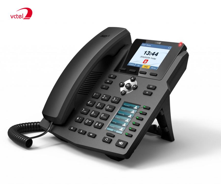 IP Phone giá rẻ chính hãng Fanvil X4G vctel