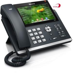 Điện thoại bàn IP giá tốt Yealink SIP T48S giải pháp truyền thông cho doanh nghiệp